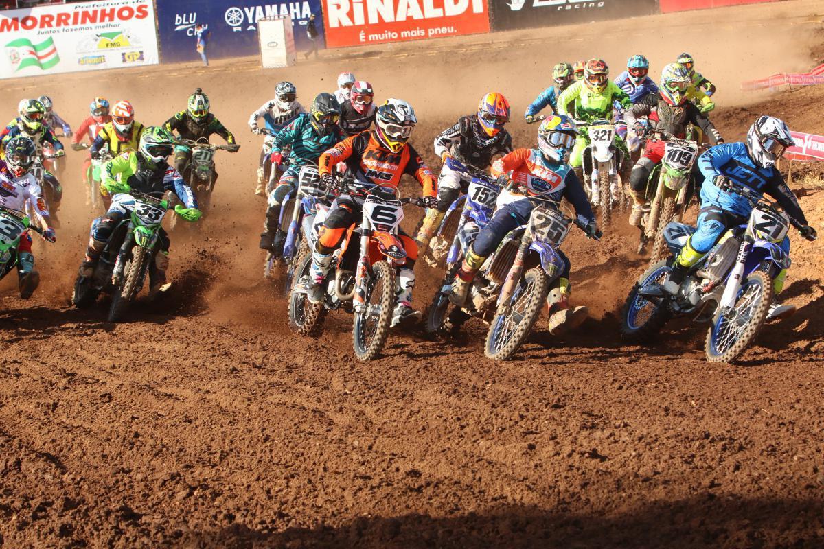 Gates lotados marcam o primeiro dia da 2ª etapa do BRMX em Morrinhos (GO