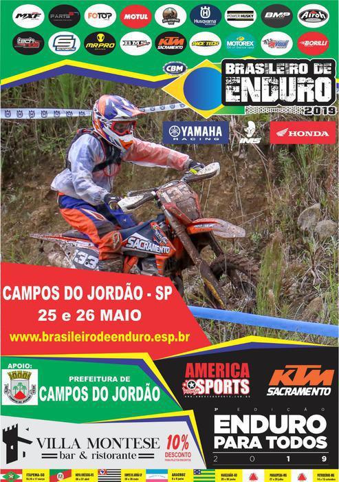 Principais pilotos do país e feras internacionais disputam a terceira etapa do calendário nas trilhas da Serra da Mantiqueira, neste final de semana (25 e 26 de maio)