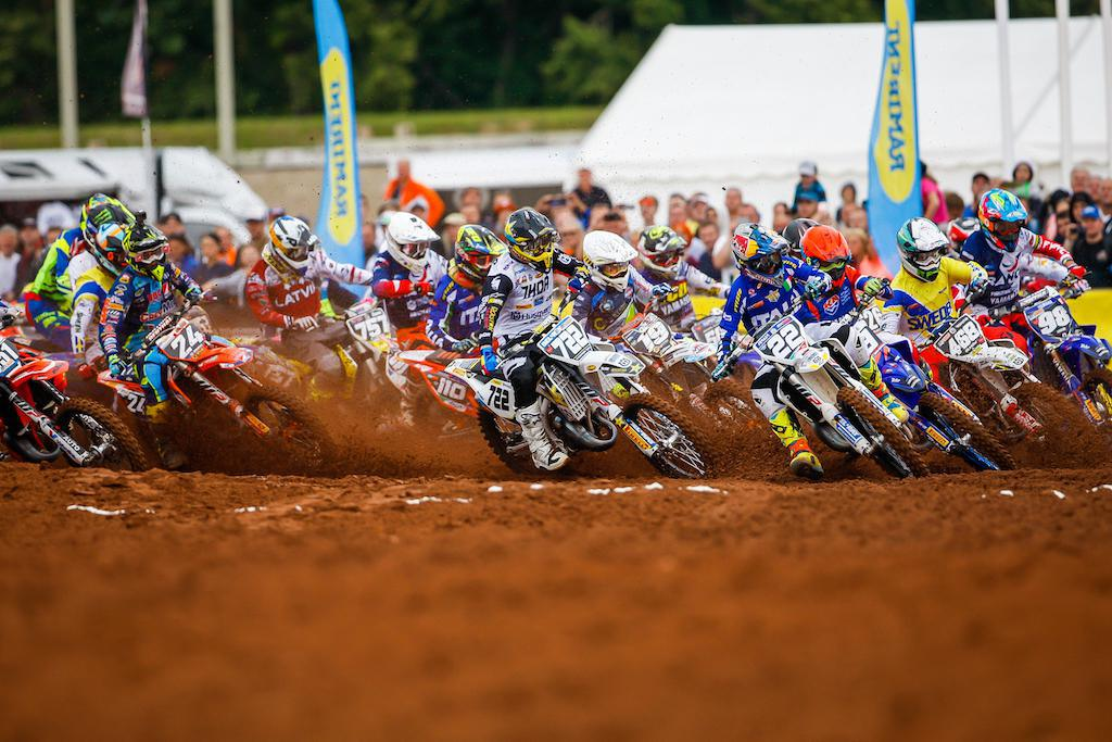 Grécia sediará o Campeonato Mundial Júnior de Motocross da FIM 2020