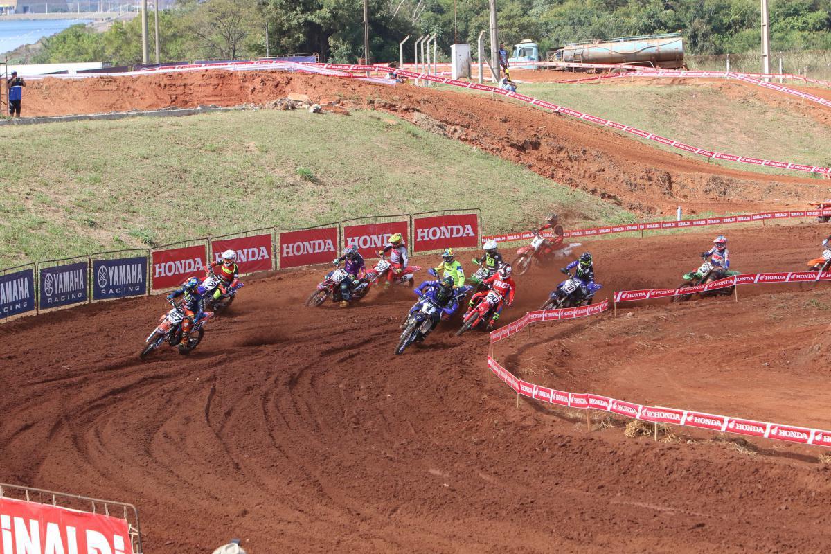 Confira os resultados da 3ª etapa do Campeonato Brasileiro de Motocross