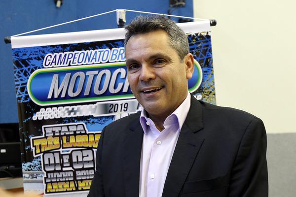 Firmo Alves convoca pilotos para eleição da Comissão de Atletas da CBM
