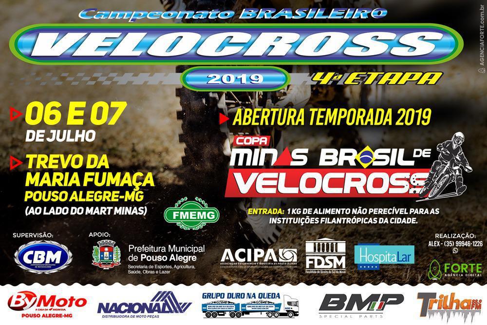 MG recebe pela primeira vez uma etapa do Brasileiro de Velocross