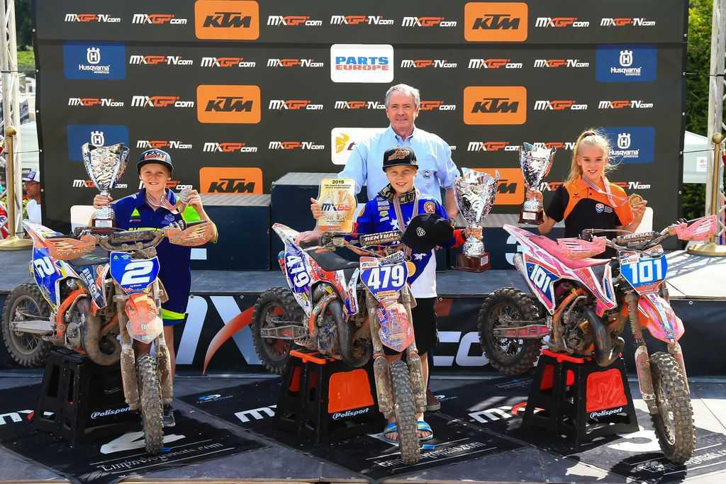 Guadagnini, Lata e Marek coroam campeões mundiais juniores