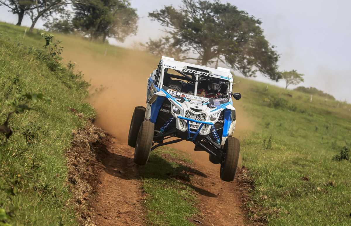 Começa hoje Rally de Inverno válido pelo Brasileiro de Rally Baja
