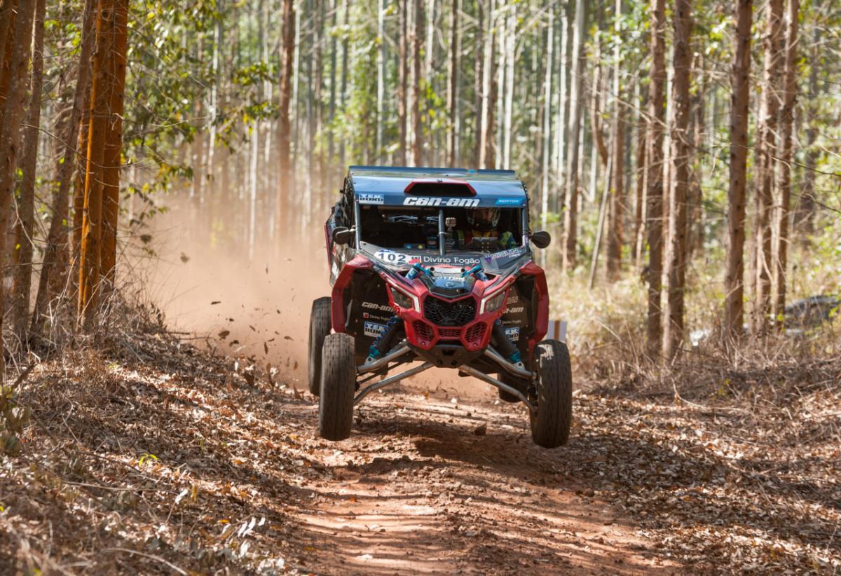 Confira o resultado da 4ª etapa do Brasileiro de Rally Baja realizada ontem em Lençóis Paulista-SP