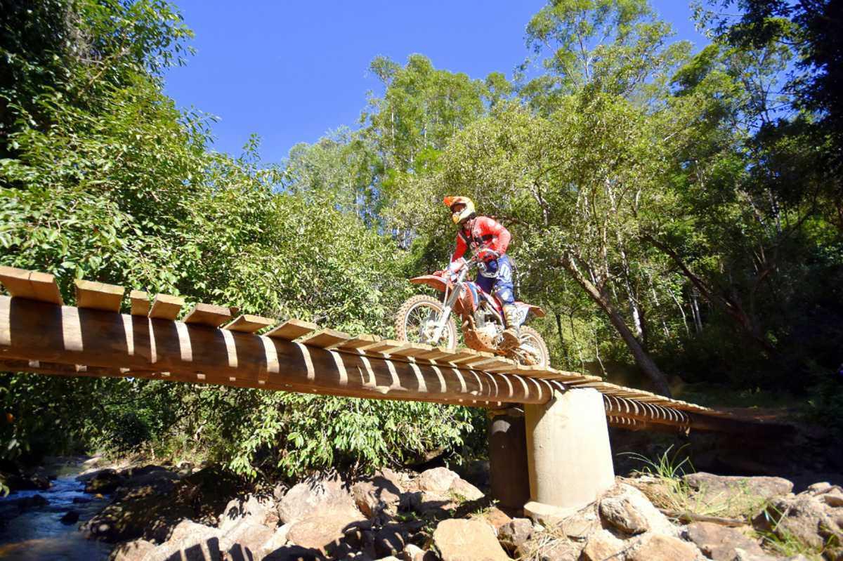 Paraíba do Sul (RJ) recebe quarta e penúltima etapa do Brasileiro de Enduro de Regularidade