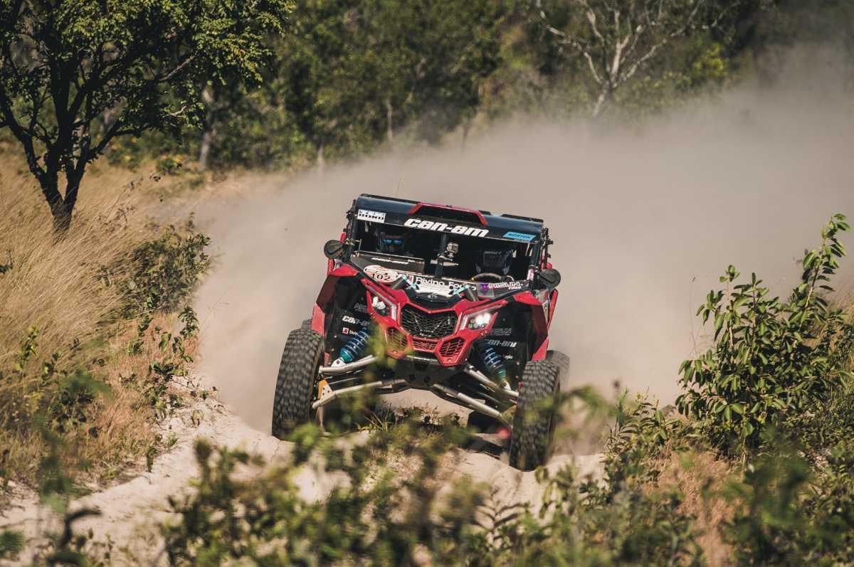 Sertões terá cinco etapas válidas pelo Campeonato Brasileiro de Rally em Campo Grande (MS