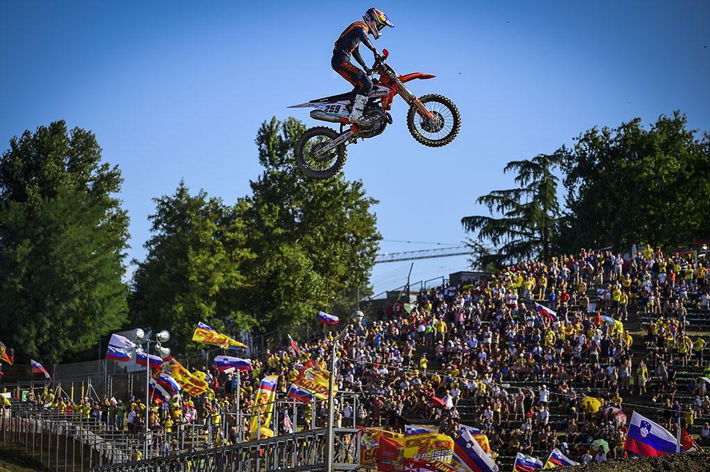 Coldenhoff e Prado vitorioso em Imola como Gajser é o campeão de 2019 MXGP!