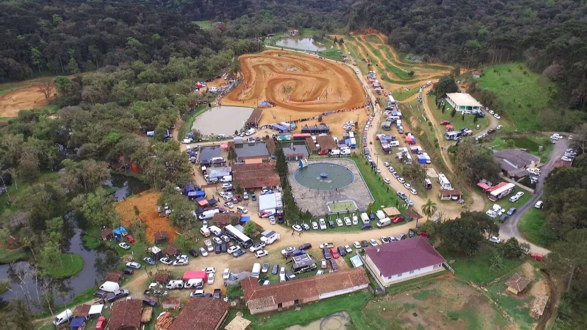 Inscrições abertas para 5ª etapa do Campeonato Brasileiro de Velocross, no Paraná