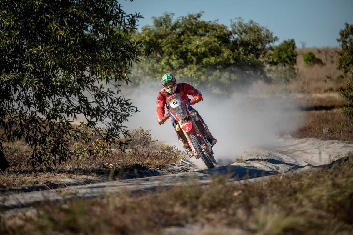 Tunico Maciel é bicampeão nas motos na 27ª edição do Sertões