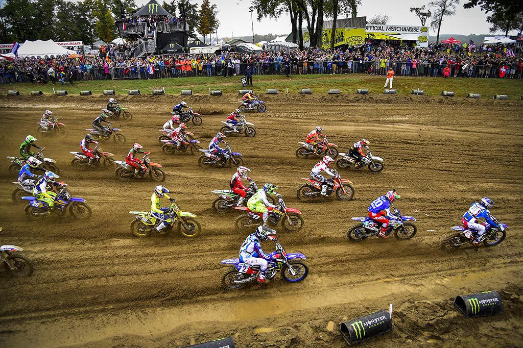 Lista de inscritos, Monster Energy FIM Motocross of Nations 2019