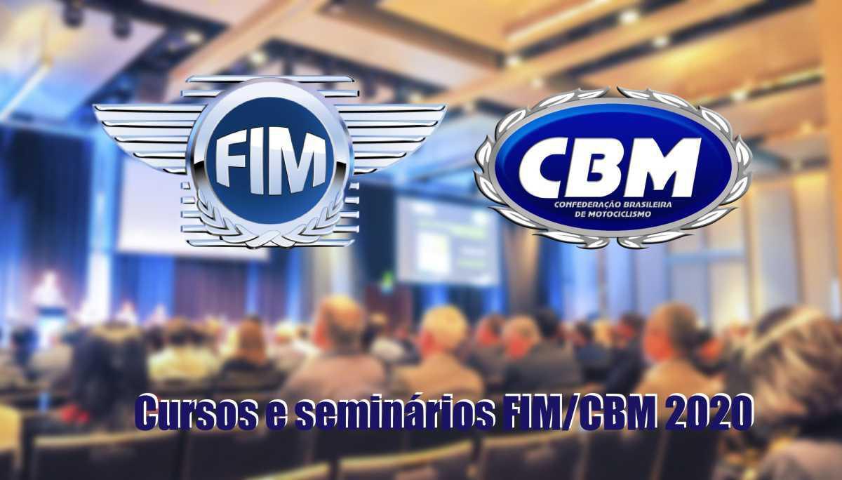 CBM traz para 2020 cursos e seminários da FIM.