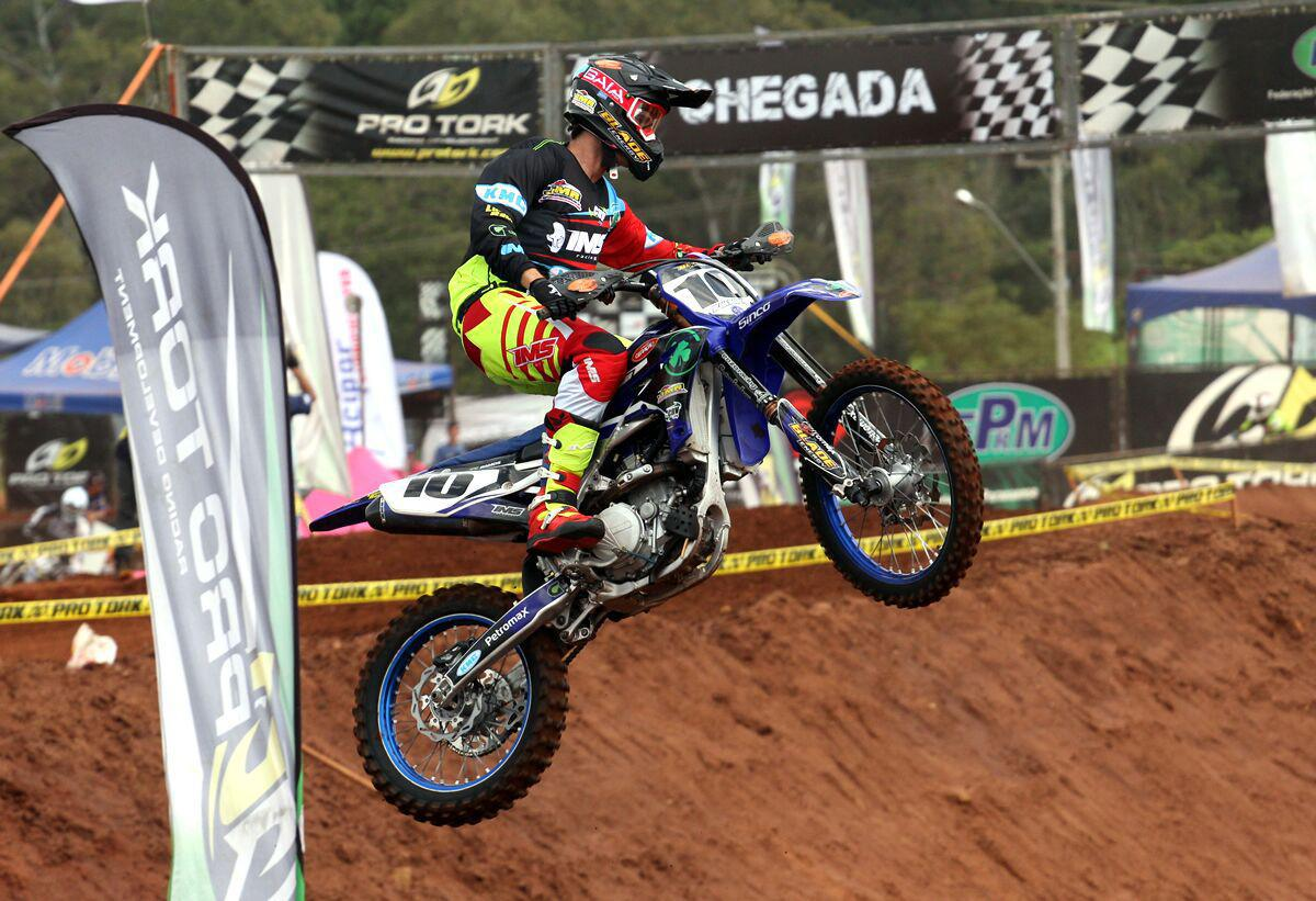 Jean Ramos vence quinta etapa do Paranaense de Motocross
