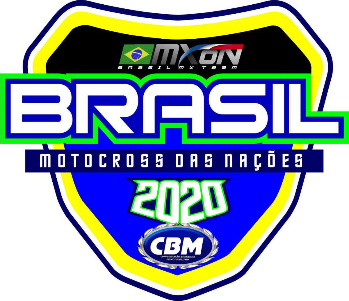 CBM divulga os nomes dos pilotos que vão representar o time Brasil no MXoN em 2020 na França