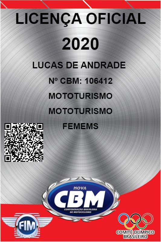 CBM disponibiliza Licença Digital para 2020.