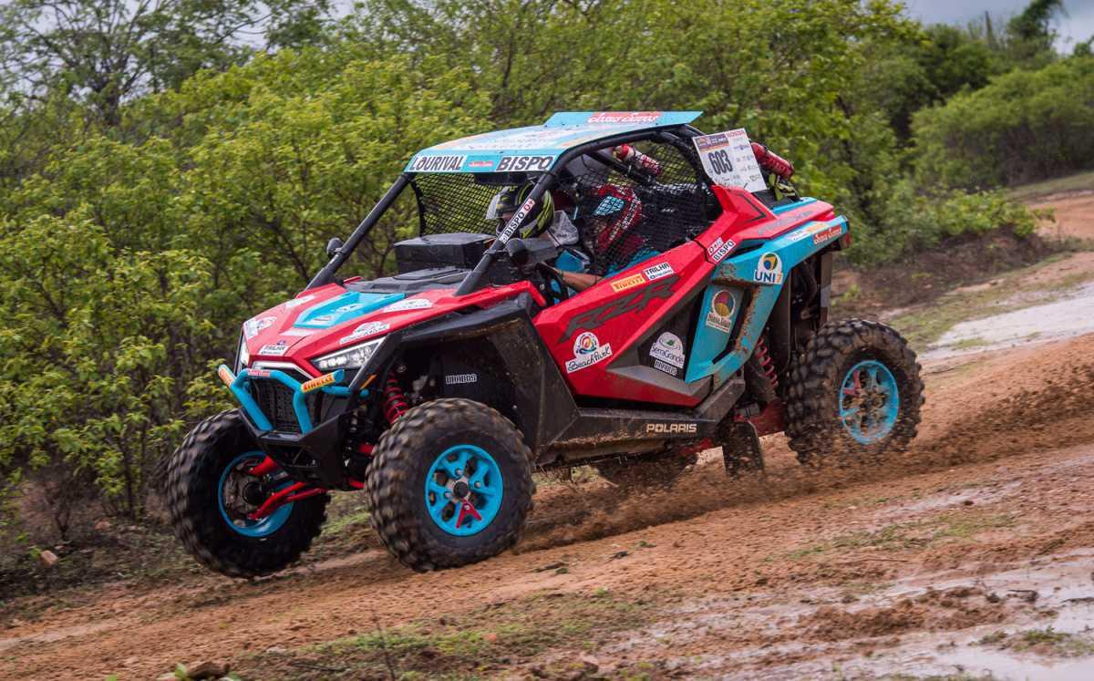 Competição começa acirrada para carros, quadriciclos e UTVs no Rally Cerapió 2020