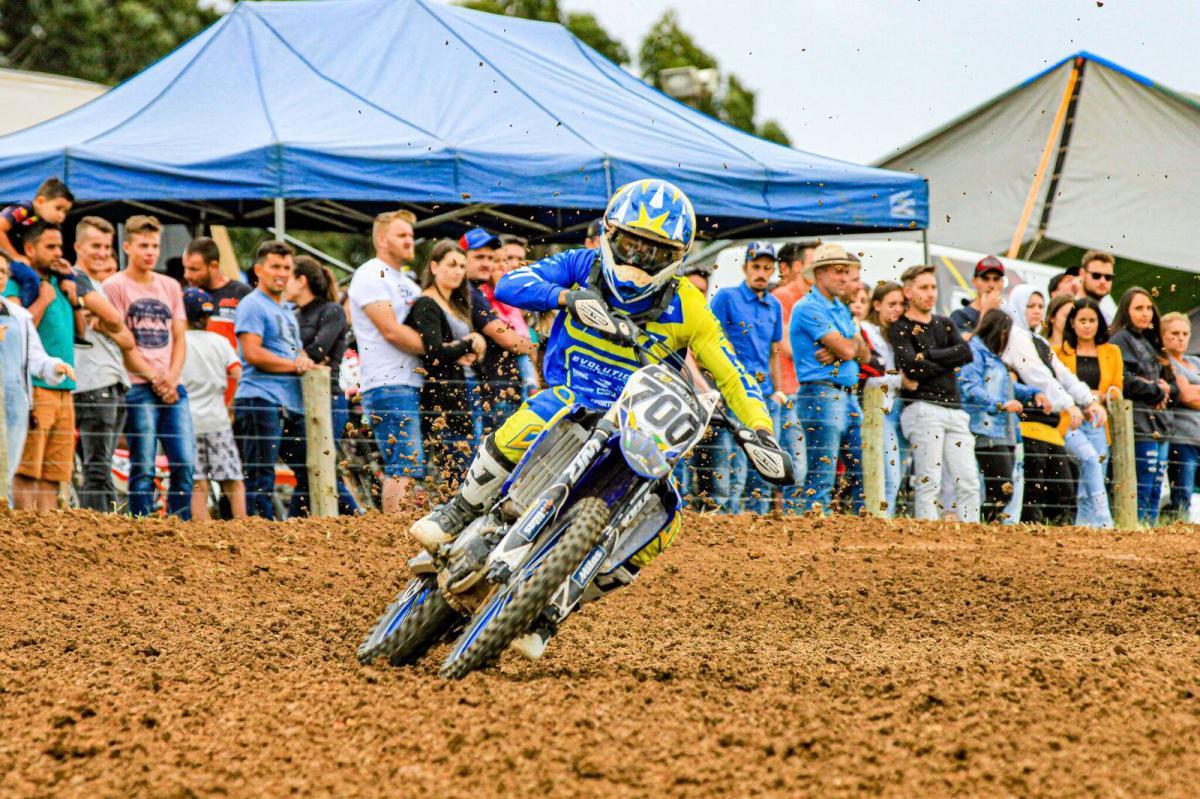 Inscrições abertas para a primeira etapa do Pro Tork Paranaense de Motocross