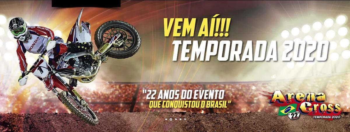 Arena Cross Brasil atualiza seu calendário oficial com três etapas para o segundo semestre