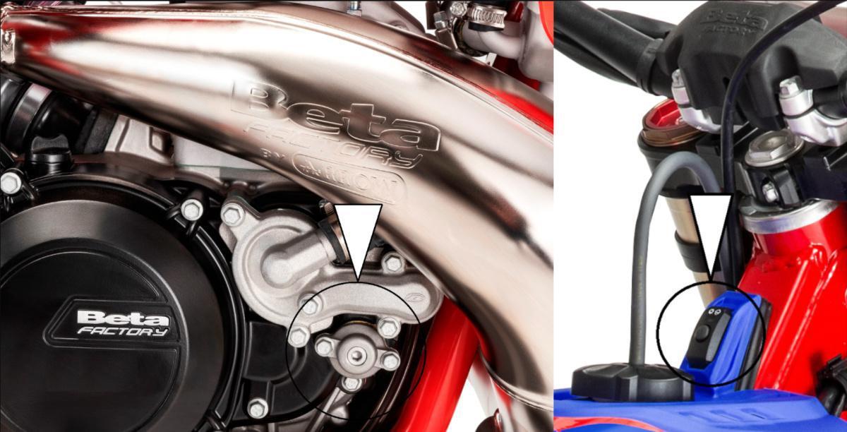 BETA oferece uma moto de motocross de produção limitada