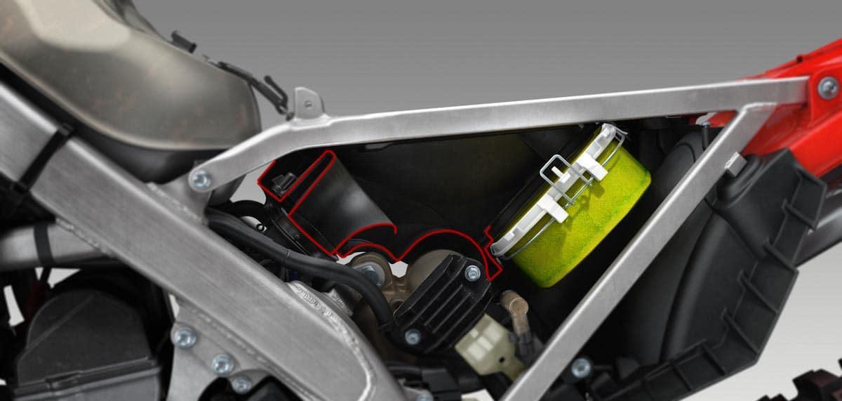 Honda lança 2021 HONDA CRF450R