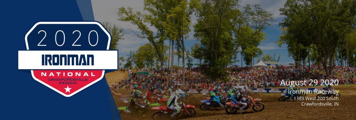 3ª Etapa AMA MX - Ironman Raceway