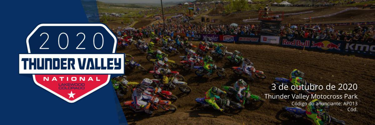 8ª Etapa AMA MX - Thunder Valley
