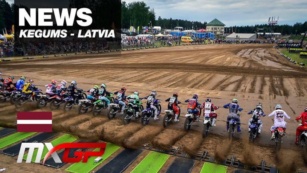 Protocolos de segurança para o GP na Letônia