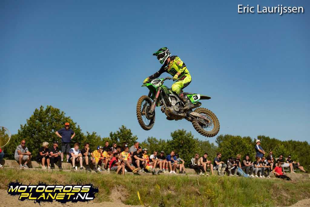 Romain Febvre vence o Axel International Motocross na Holanda