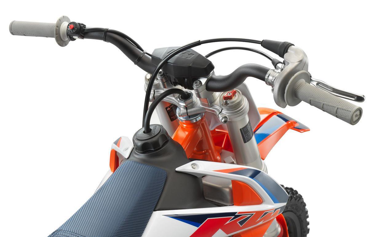 A KTM North America, Inc. anuncia detalhes da KTM 50 SX FACTORY EDITION 2021