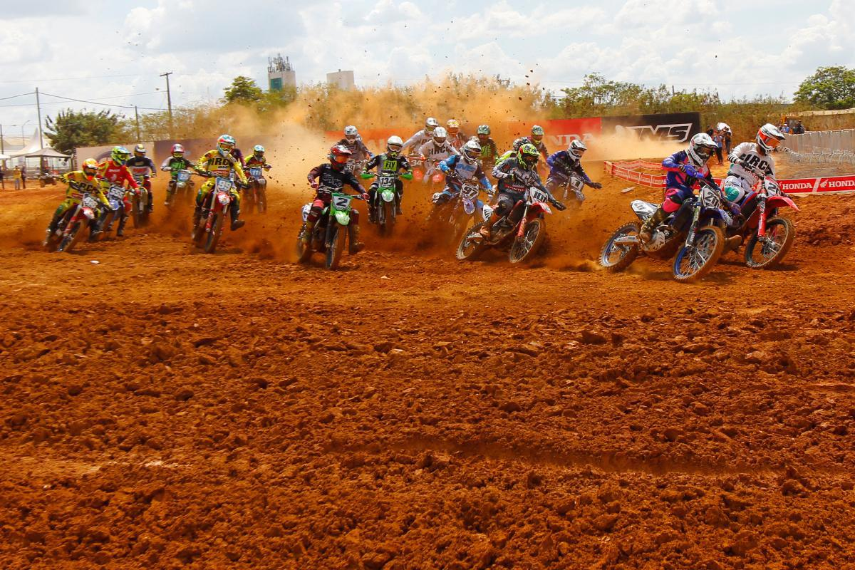 CBM divulga o novo calendário do Campeonato Brasileiro de Motocross 2020