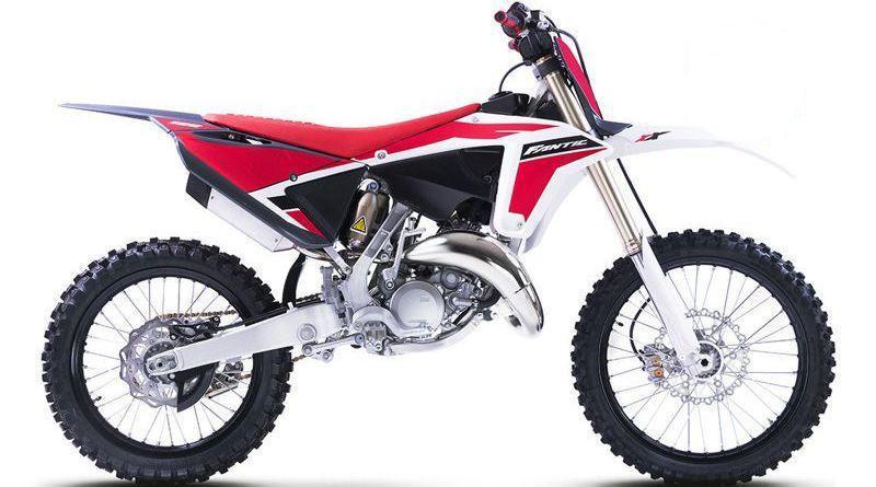 Fantic apresenta o modelo XX 125 2 tempos
