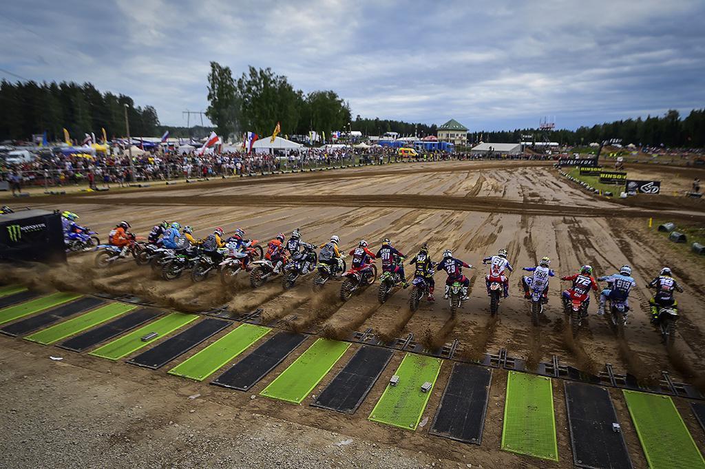 MXGP pronto para retornar com etapas tripla na Letônia!