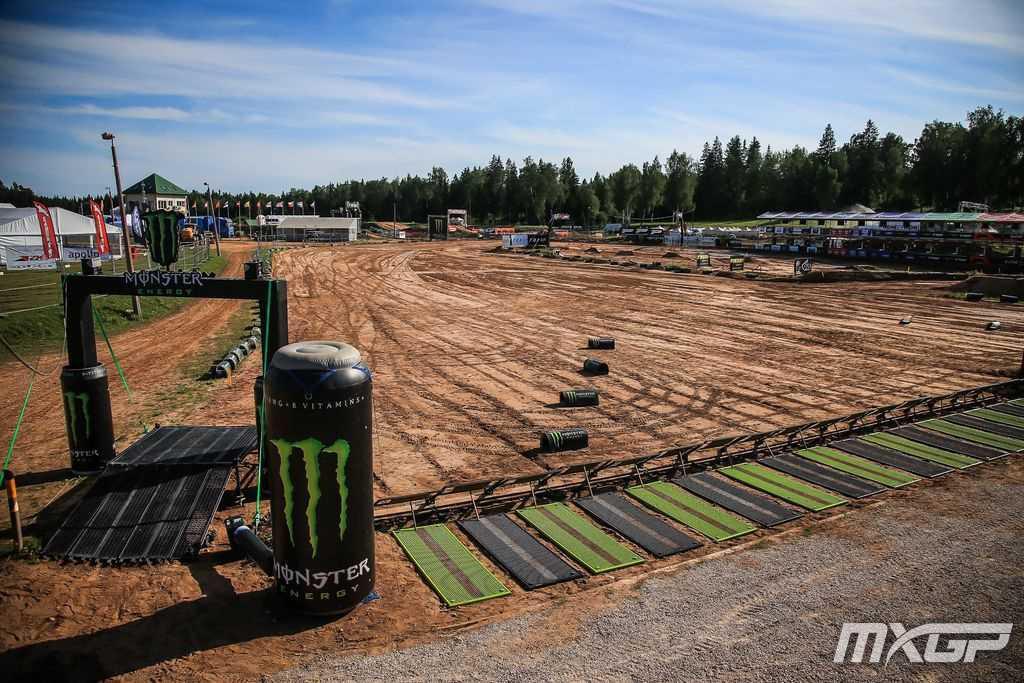MXGP: Mudanças na pista de Kegums, GP da Letônia II