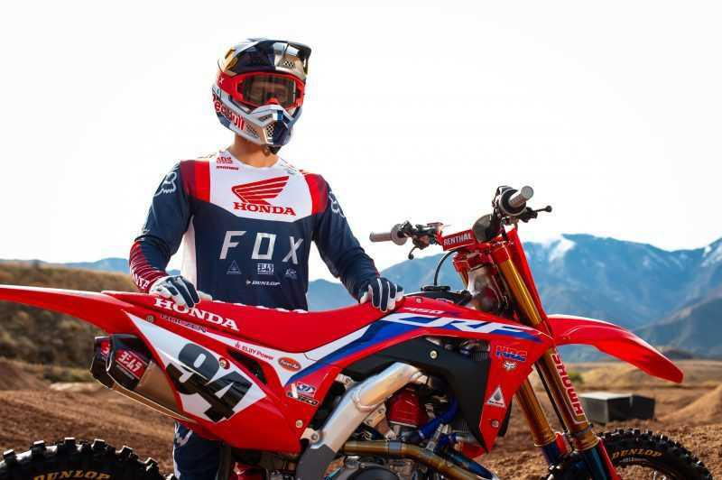 Ken Roczen fora do AMA Lucas Oil Pro Motocross 2020