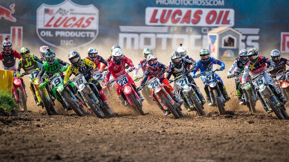 2020 Lucas Oil Pro Motocross Championship começa com estreia histórica no rancho de Loretta Lynn