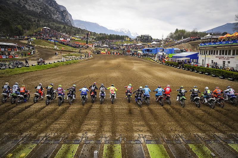 Atualização do Campeonato Mundial de Motocross de 2020 FIM