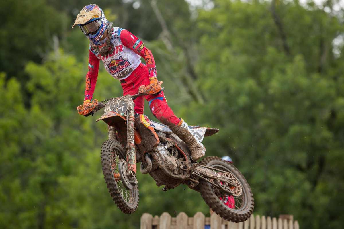 Osborne volta para o Open 2020 Lucas Oil Pro Motocross Championship