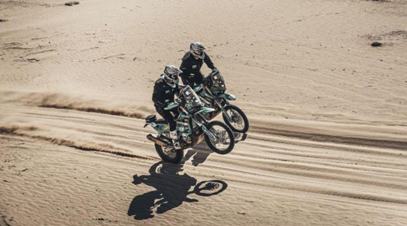 AFRICA ECO RACE: Largada e chegada em Dakar