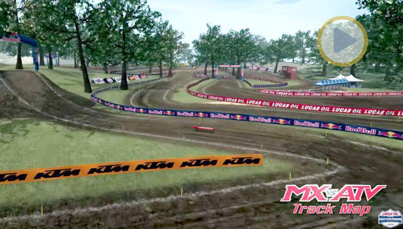 Conheça a pista de Ironman, 3ª etapa do AMA Motocross