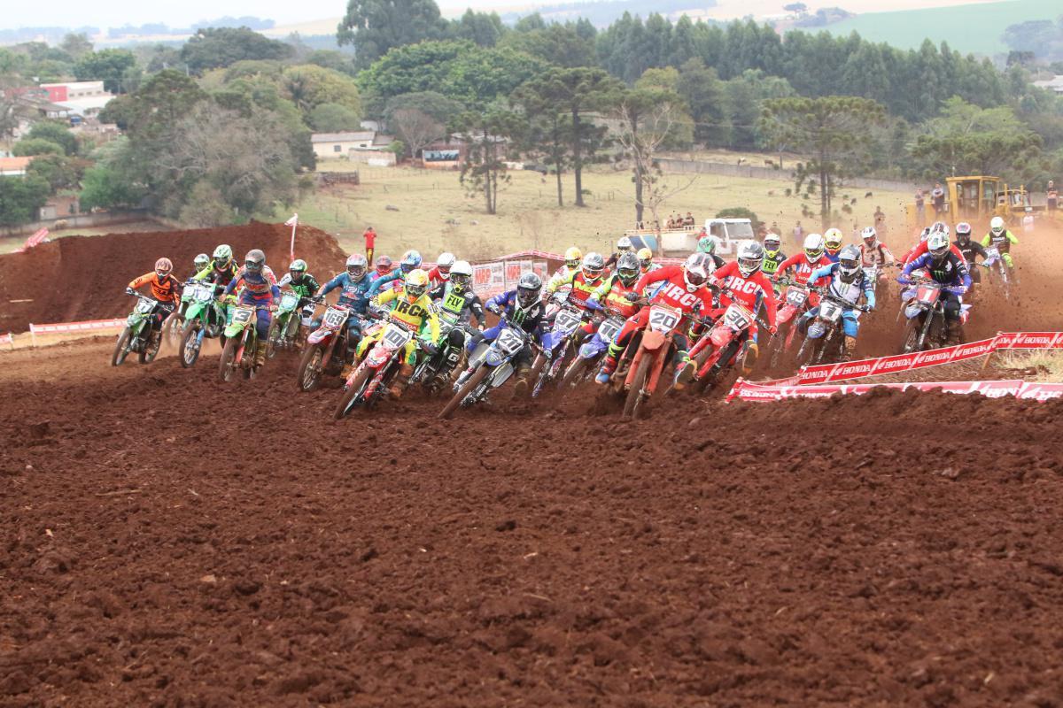 Veículos de imprensa já podem se credenciar para abertura do Brasileiro de Motocross