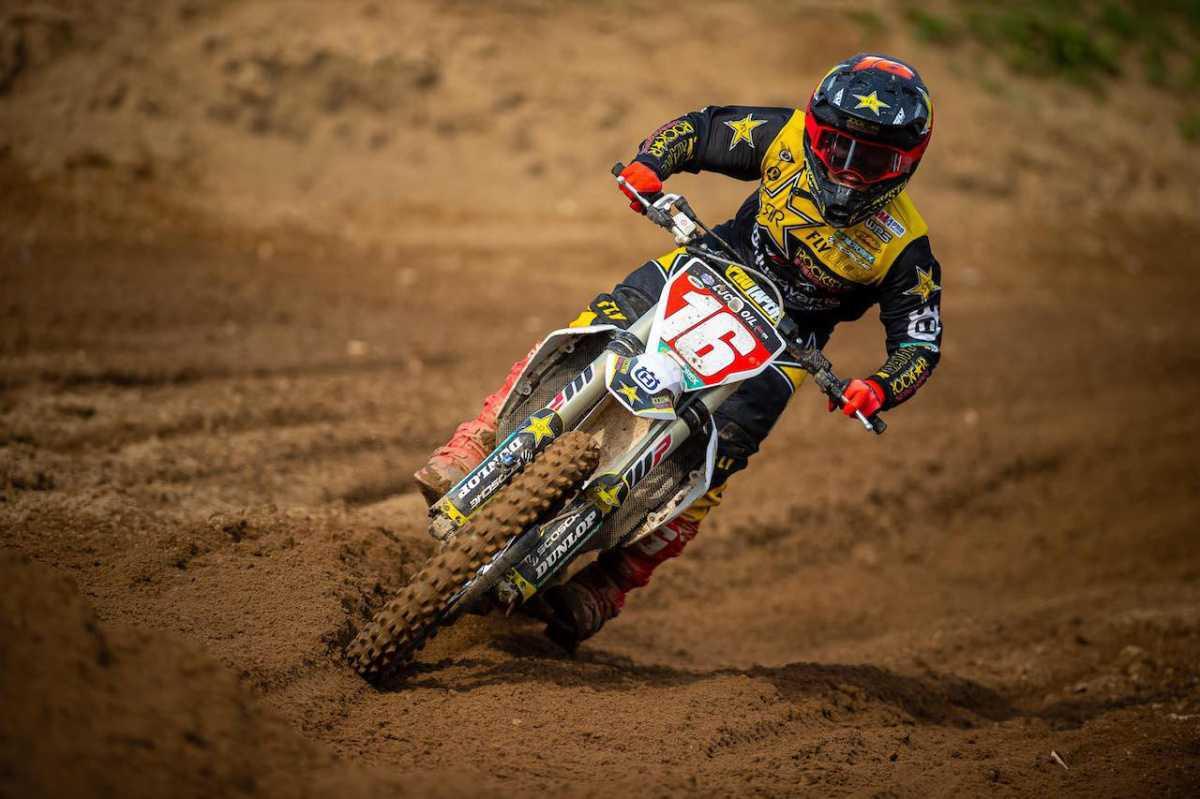 Cianciarulo surge com vitória na classe 450 da primeira carreira no Lucas Oil Pro Motocross Championship 2020 na RedBud