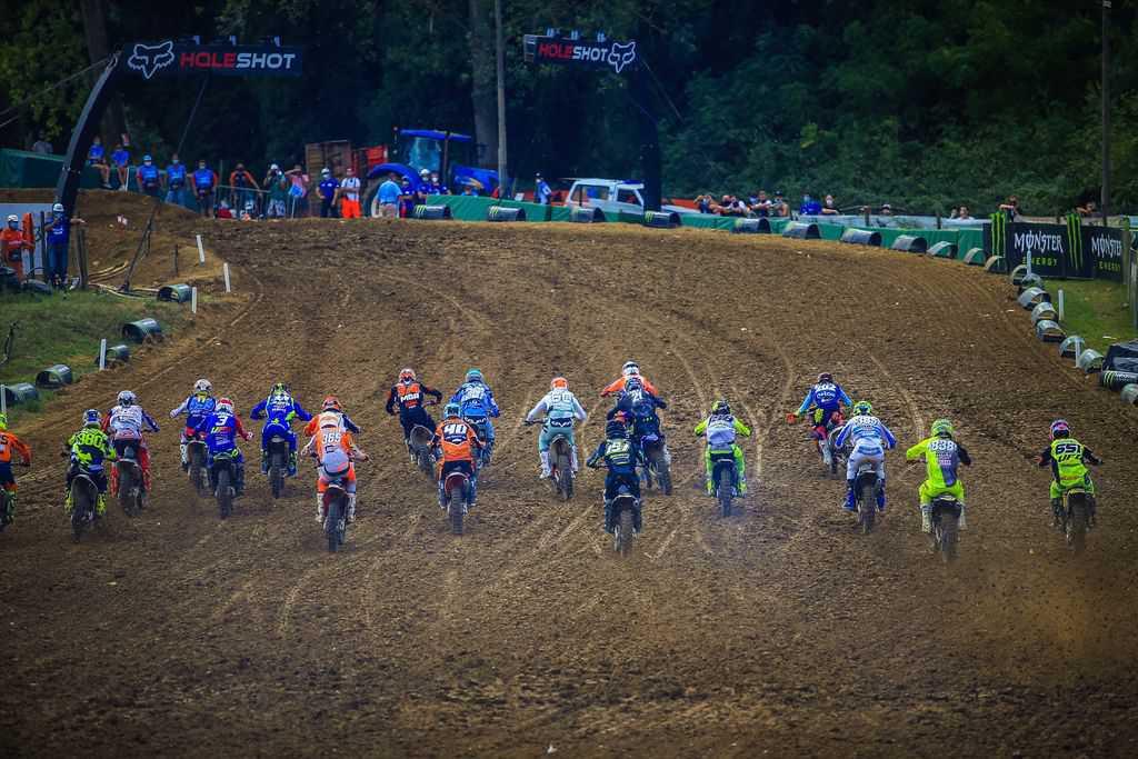 EMX -Bonacorsi e Anderson levam vitórias consecutivas em Faenza para a rodada de Città di Faenza