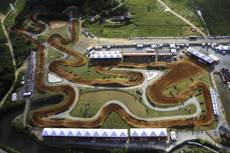 Brasileiro de Motocross 2020: conheça os detalhes do local de abertura da competição