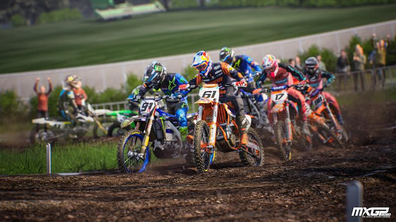 INFRONT MOTO RACING & MILESTONE anunciam Game MXGP 2020