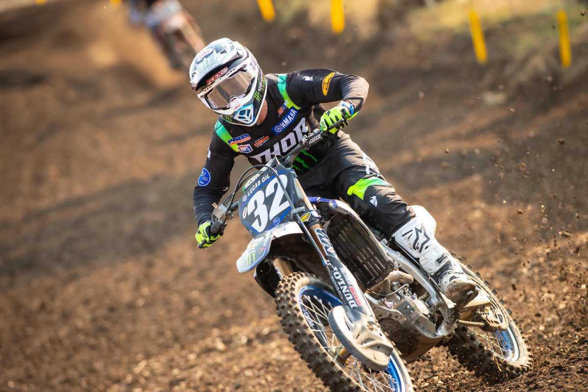 Tomac obtém a segunda vitória da temporada no campeonato Lucas Oil Pro Motocross em Home National no Colorado