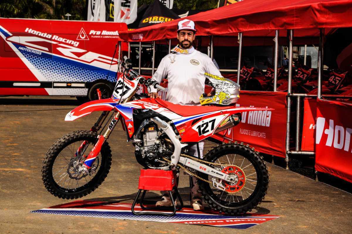 Honda Racing confirma Anthony Rodriguez no Brasil até o fim da temporada 2020