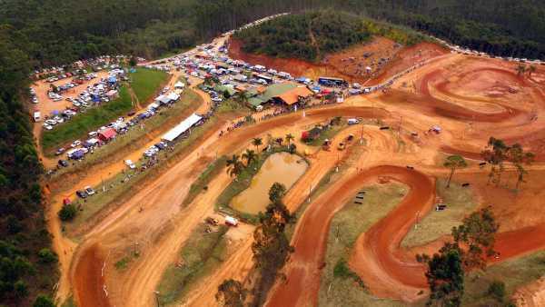 Catarinense de Motocross segue para Canelinha