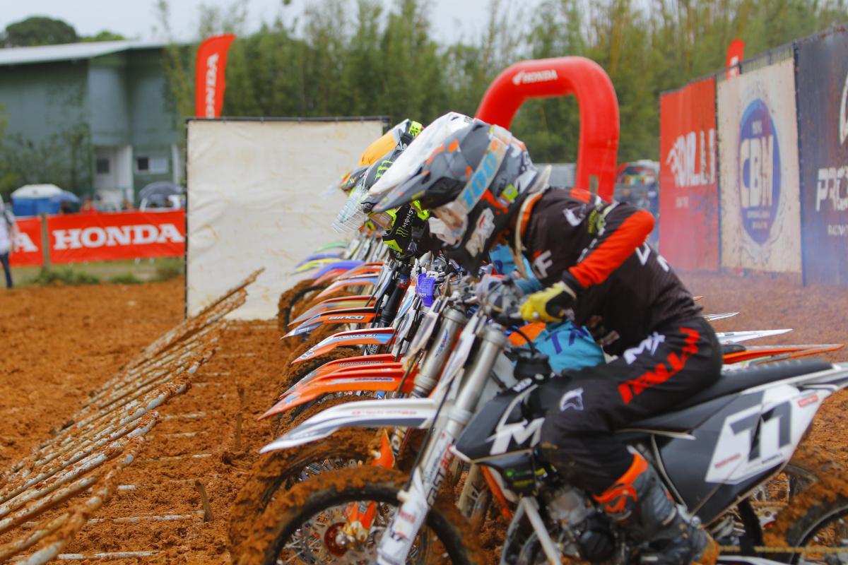 Terceira etapa do Brasileiro de Motocross 2020 tem provas para 11 categorias