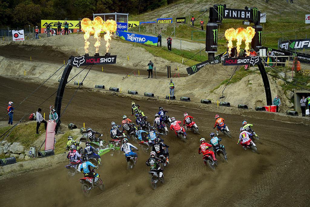 MXGP segue para a penúltima rodada da temporada de 2020 no MXGP de Pietramurata