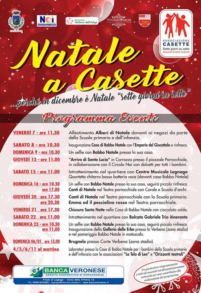 Natale a Casette